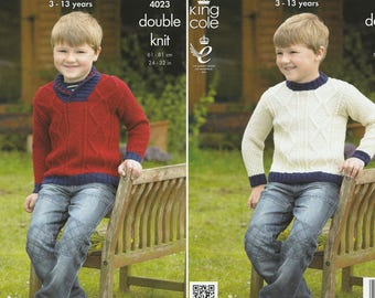 Special Offer! Sweaters Knitting Pattern
