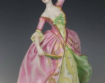"Capodimonte Ginori figurine ""Dancing Lady"""