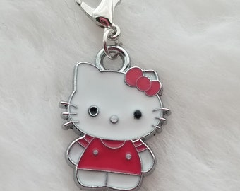 Hello Kitty Charm - Clip-On - Ready to Wear