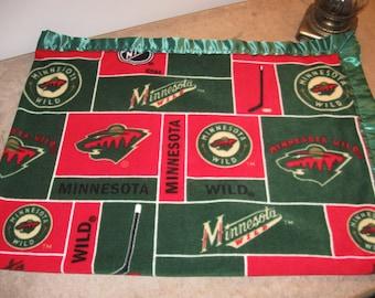 Soft Fleece Minnesota Wild Blanket