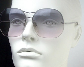 Safilo 111 / Vintage 80s  Sunglasses / N O S  / made in Italy || art. 509