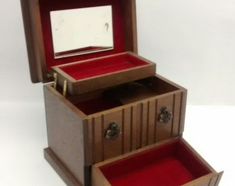 Mens Jewelry Armoire Etsy