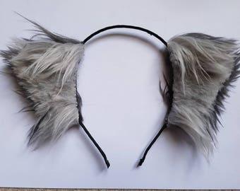 Cat Ear Headband - Kitten Play
