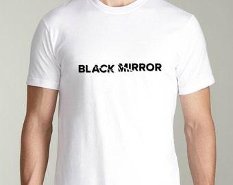 Black Mirror - Logo T-Shirt