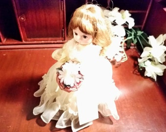 Bradley Collectible Doll June Diamond Birthstone Doll 1970s