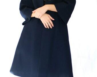 Wool coat - vintage 60's