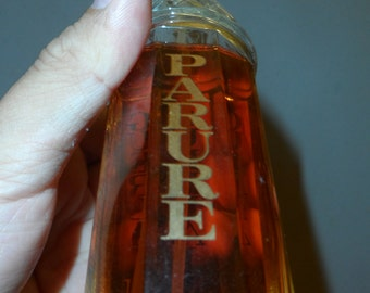 Very Rare Vintage Guerlain Parure eau de toilette in tester bottle( 100ml )