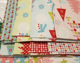 Christmas Basics fabric by Riley Blake
