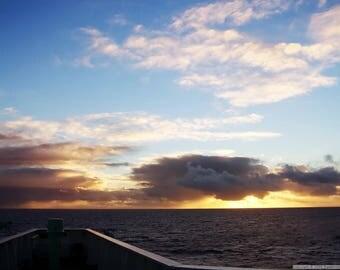 landscape photography Sunset