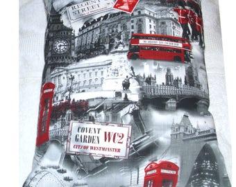 Views of London cushion