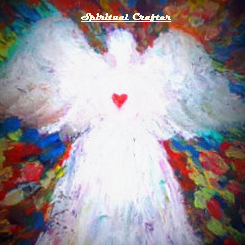 SpiritualCrafter - ANGEL, REIKI WALL ARTS; SAME DAY READINGS.