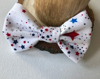 Star bow ,fourth of July bow
