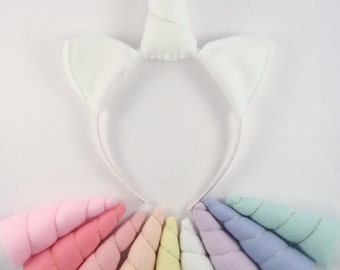 Rainbow Unicorn Party Headband Pack Ideal Unicorn Party Favors