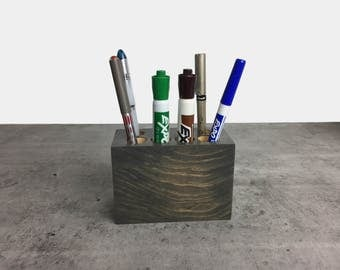 Pencil & Pen Holder / Desk Organizer