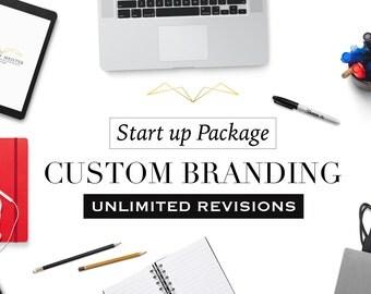 Custom Logo Design   Business Branding Package   Start Up Business Package   Logo and Branding   Logo and Watermark   Logo and Submark
