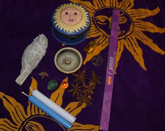 Let The Sun Shine Mini Altar Kit
