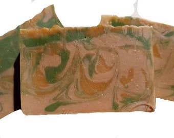 Enchanted Forest Cold Process Soap