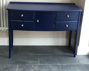 Upcycled spray painted dresser - UK delivery available
