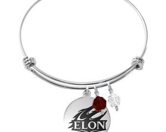 Elon Phoenix Bracelet | Stainless Steel Adjustable Bangle | Officially Licensed
