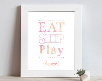 Playroom Art - Nursery Decor - Playroom Decor - Nursery Wall Art - Kids Wall Art - Nursery Art - Kids Decor - Kids Room Decor - Baby Gift