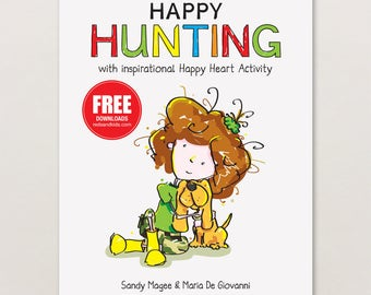 Happy Hunting Book and Activity, Digital Download