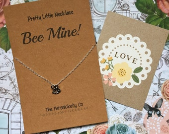 Pretty Little Necklace - Bee Mine!