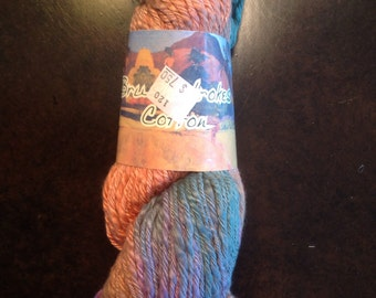 Brushstrokes Cotton yarn