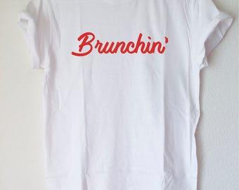 Graphic Tee: Brunchin'