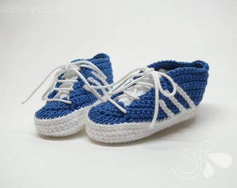 Booties style Adidas