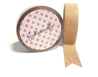 Aurum Glitter Washi Tape