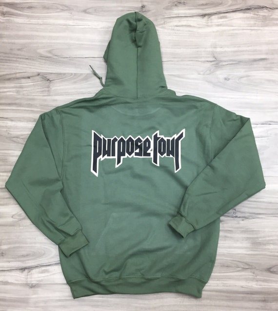 purpose tour hoodie justin bieber tour purpose by. Black Bedroom Furniture Sets. Home Design Ideas