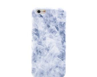 iPhone 6 plus Case iPhone 6s plus case - Bleu Glacier - fresh Illustration - Vintage Case - Ultra slim - Matte