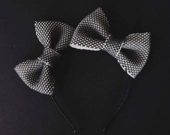 kids headband - Girls headband - Hair accessories - Bow headband