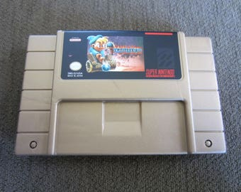 Incantation - Super Nintendo - Gold Cartridge