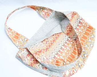 Large Market Bags - Abstract