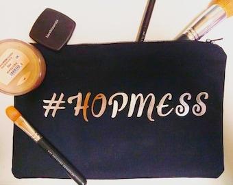 Hopmess Makeup Bag