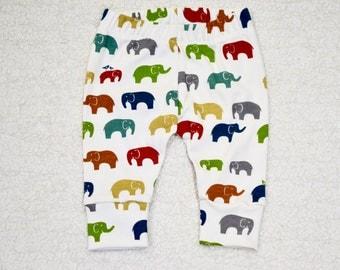 Organic Cotton Knit, Ellie Fam Multi Baby Leggings, Boy/Girl Leggings, Baby Gift