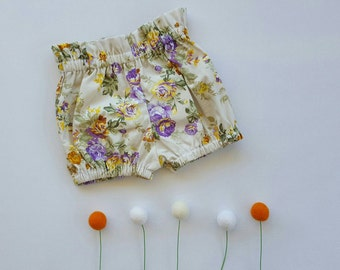 Bloomers, Paperbag Bloomers, Shorts, Bubble Shorts, Flexi Shorts