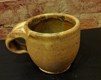 Pair of Ceramic Cappuccino Mugs