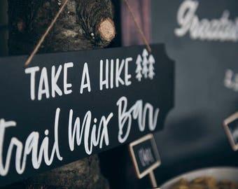 Take Hike Trail Mix Bar