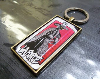 NEW BATCH-Quantity Still Limited-Persona 5 Tarot Card Pendants/Keychains