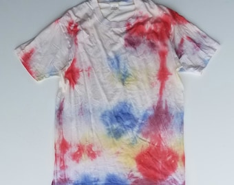 Vintage Nordstrom Tie Dye Made In USA T-Shirt