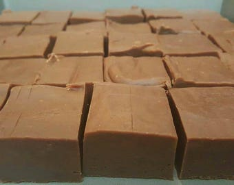 3/4 LB - Milk Chocolate Fudge