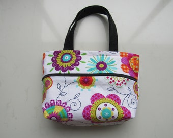 Tote Bag, Front Pocket Tote Bag