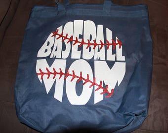 Baseball Fan Tote
