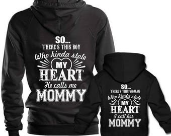 mother's day hoodie mommy hoodie gift birthday any occasion
