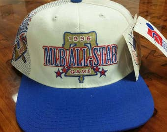 Sports specialties hat, MLB as hat,MLB all star game, Philadelphia Phillies,90s, 1996