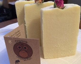 Sweet Ivory Handmade Palm Oil Free Organic Vegan Soap