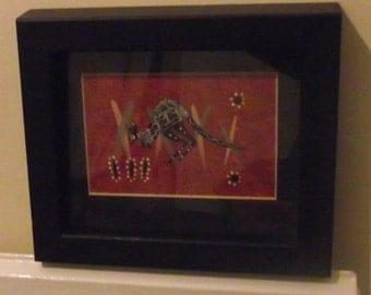 "Australian Aboriginal Art Thomas ""Bagaay"" Avery"