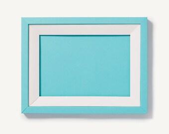 Blue Zulu Foldable Paper Frame